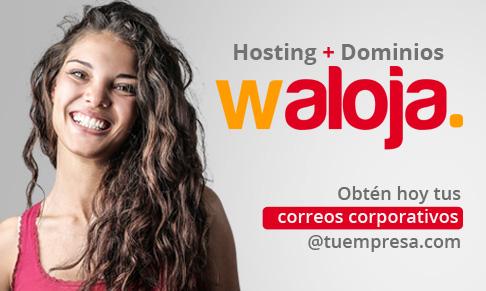 Waloja Hosting en Colombia